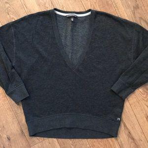 Victoria's Secret V-Neck Sweatshirt